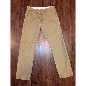 Levi's Men's 505 Trouser Tan pants